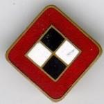 Schachbrett: DPB Bundeszeiches bis 1921