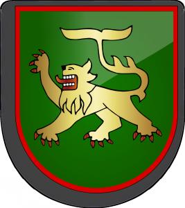 Wappen des Goldenen Löwen